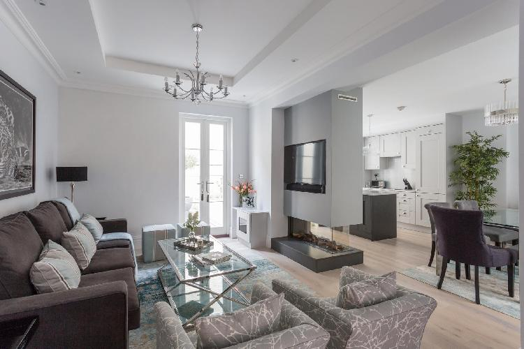 chic London Warwick Square IX luxury apartment and vacation rental