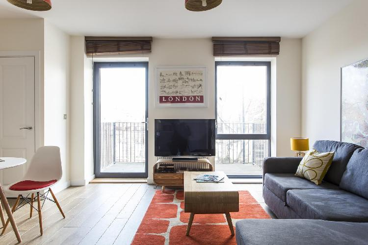 beautiful London Grange Road II luxury apartment and holiday home