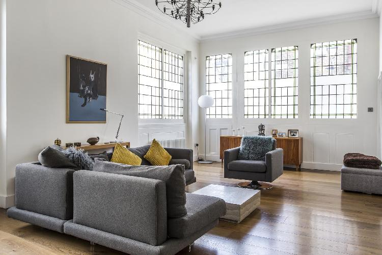 chic London Great Percy Street III luxury apartment and vacation rental