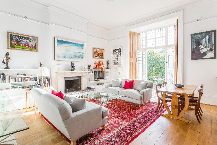 beautiful London Pembridge Villas IV luxury apartment and holiday home