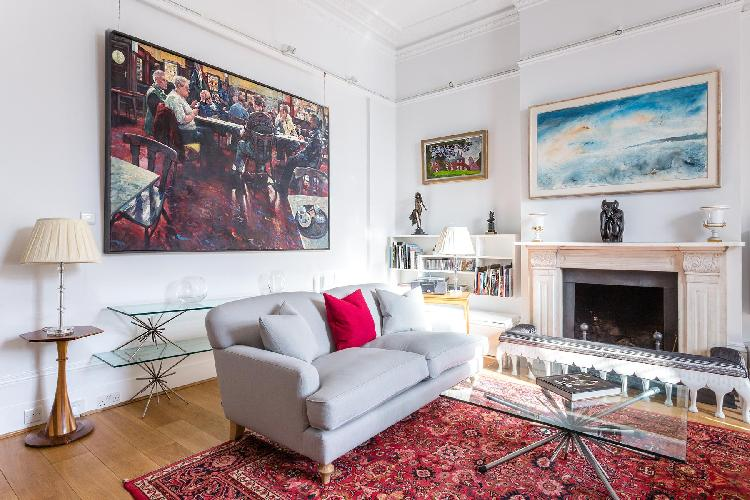 awesome London Pembridge Villas IV luxury apartment and vacation rental