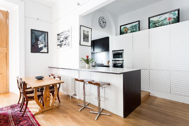 fully furnished London Pembridge Villas IV luxury apartment