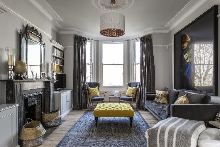 quaint and quiet London Bramshill Gardens II luxury apartment