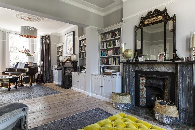 chic and charming London Bramshill Gardens II luxury apartment and holiday home