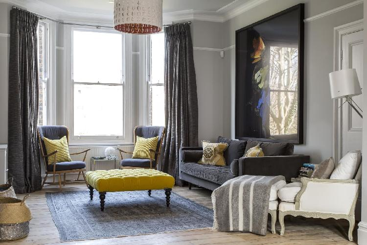 charming and chic London Bramshill Gardens II luxury apartment and vacation rental