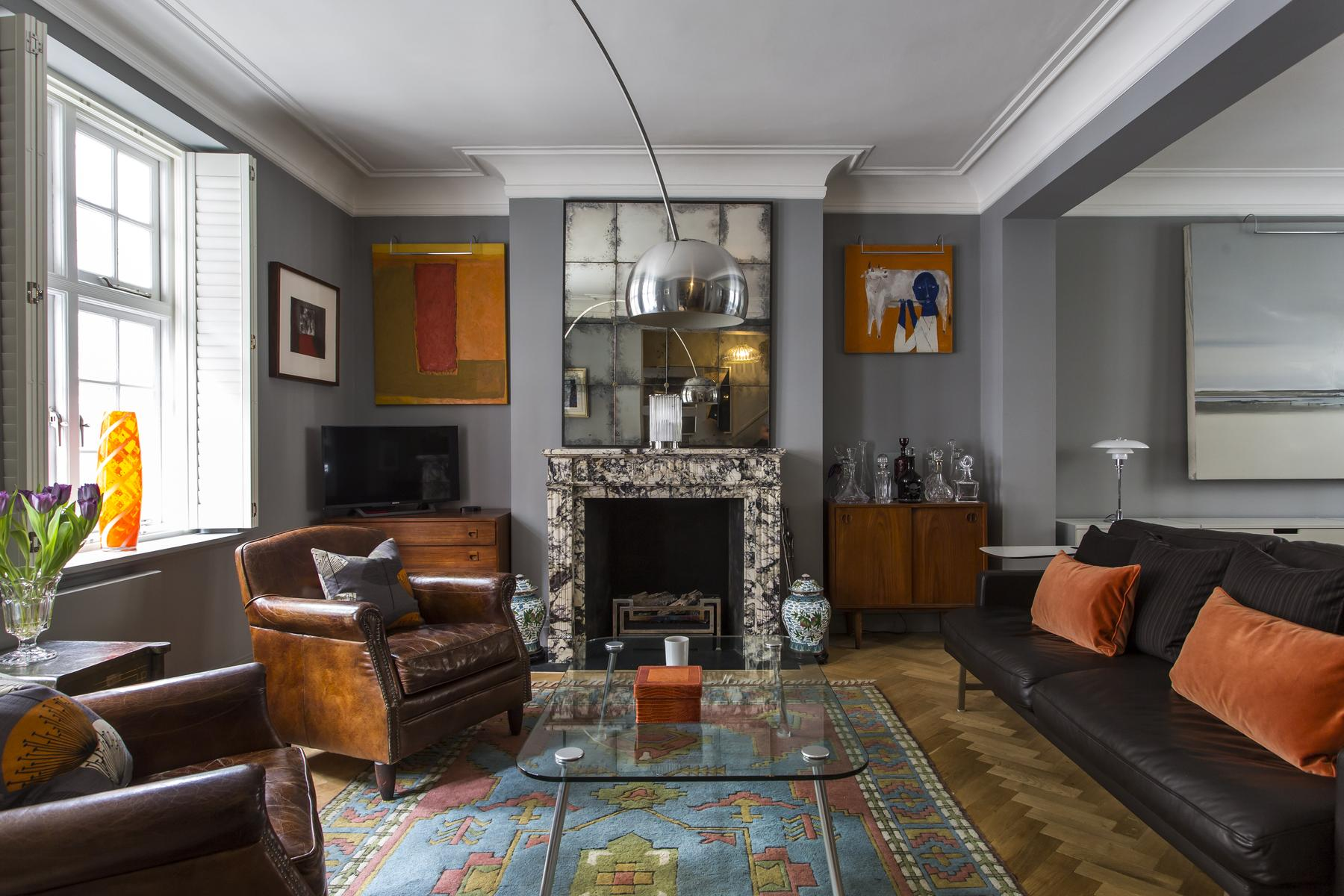 charming West End London De Walden Street luxury apartment and vacation rental near Bond Street and