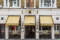 awesome places to dine and hang out near London De Walden Street luxury apartment and holiday home