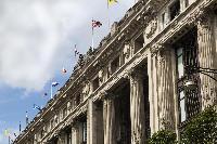 great landmarks near London De Walden Street luxury apartment