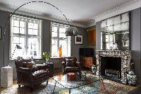 exquisite London De Walden Street luxury apartment