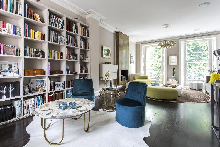 beautiful London Sutherland Place luxury apartment and holiday home
