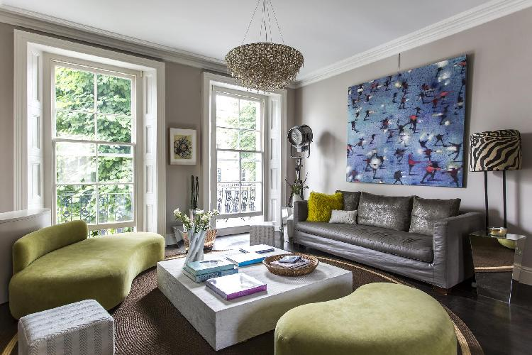 charming London Sutherland Place luxury apartment and vacation rental