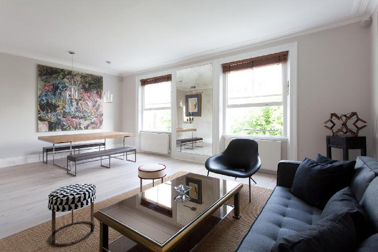 nice London Pembridge Crescent luxury apartment and vacation rental