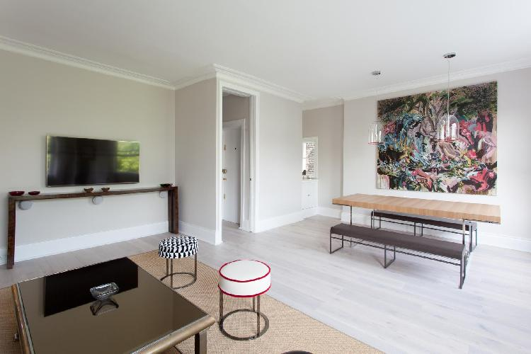 beautiful London Pembridge Crescent luxury apartment and holiday home