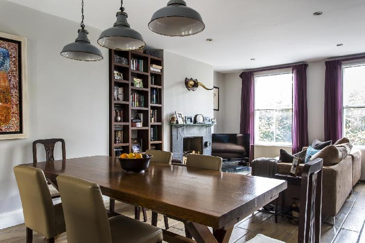 fully furnished London Lots Road luxury apartment