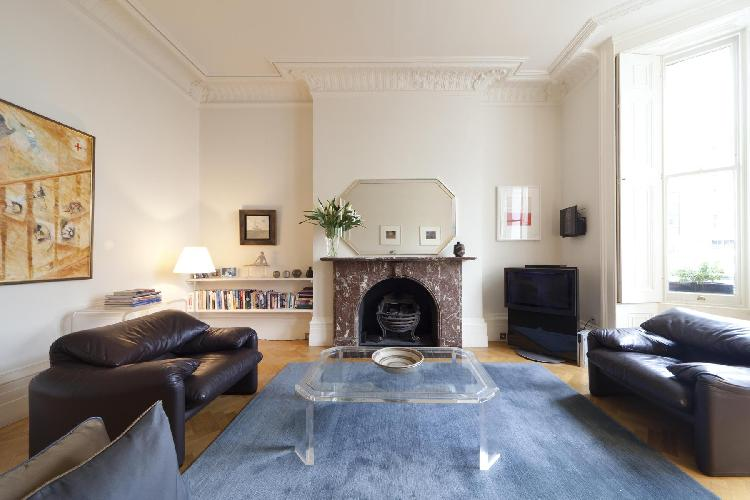 beautiful London Ladbroke Terrace luxury apartment