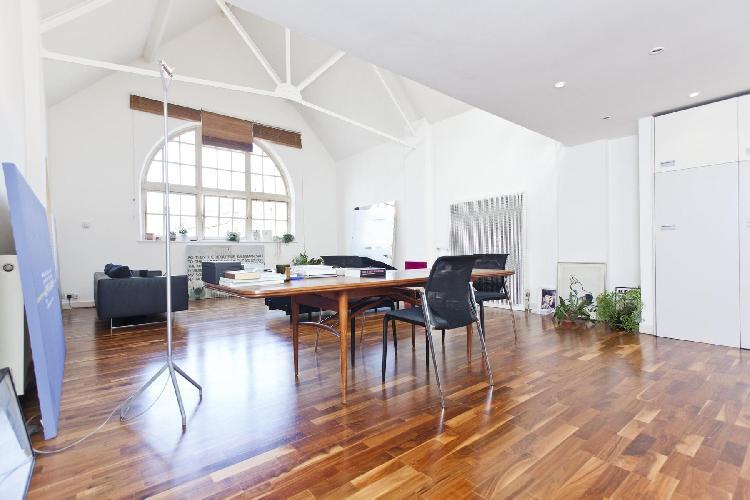 adorable London Hoffman Square luxury apartment