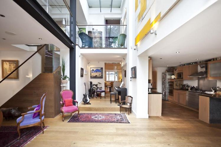 fantastic London Ladbroke Square II luxury apartment and vacation rental