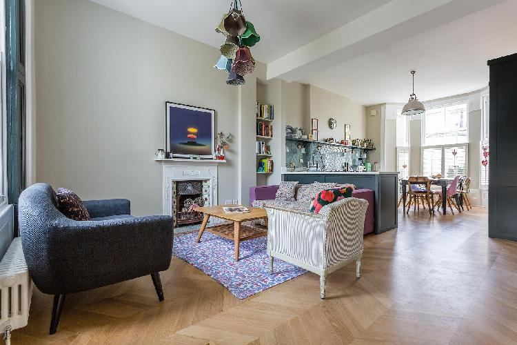 spacious and serene London Brussels Road luxury apartment