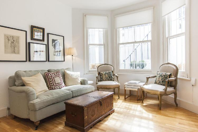 charming and cheerful London Brechin Place III luxury apartment