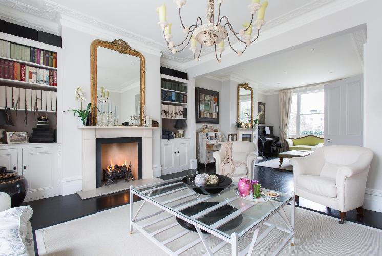 charming London Walham Grove luxury apartment and holiday home