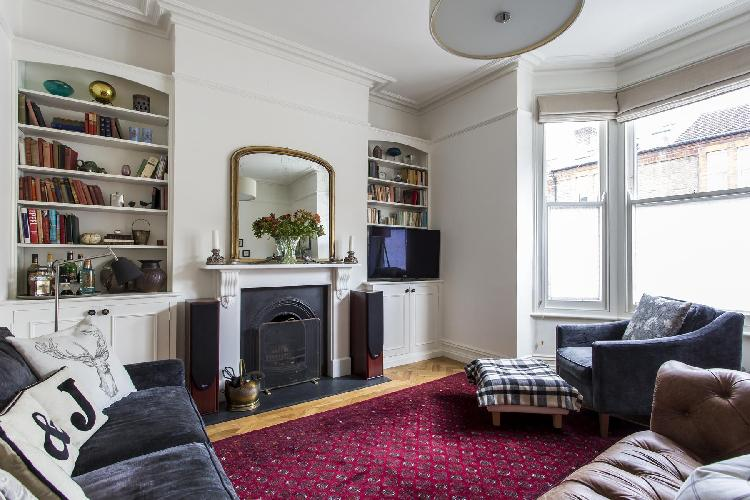 charming London Rozel Road II luxury apartment