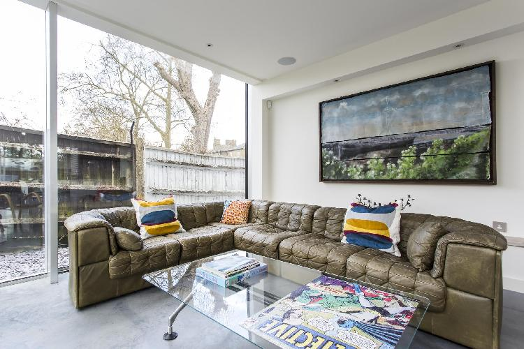 marvelous multilevel Central London Dulwich Road II luxury apartment and holiday home in Lambeth nea