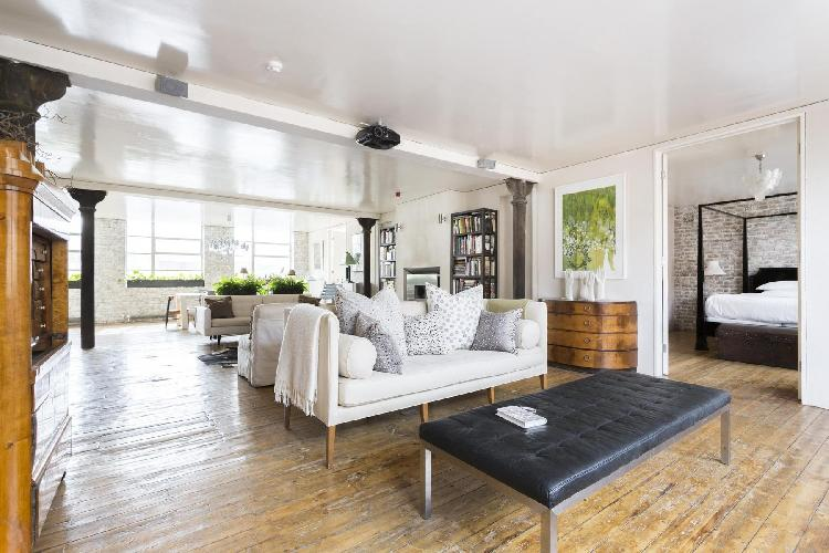 beautiful London Nile Street luxury apartment and holiday home