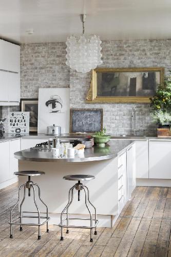 lovely London Nile Street luxury apartment