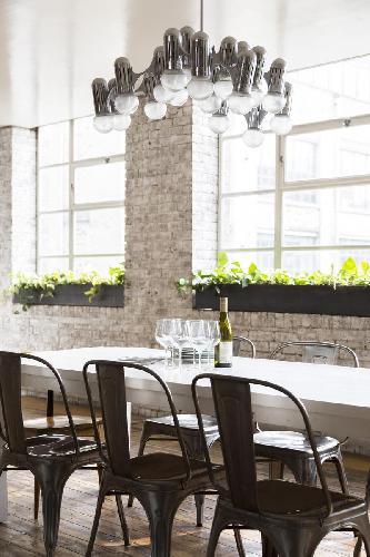 delightful London Nile Street luxury apartment