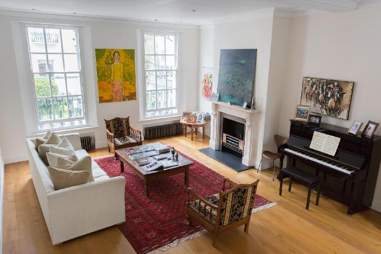 lovely London Pitt Street luxury apartment and vacation rental
