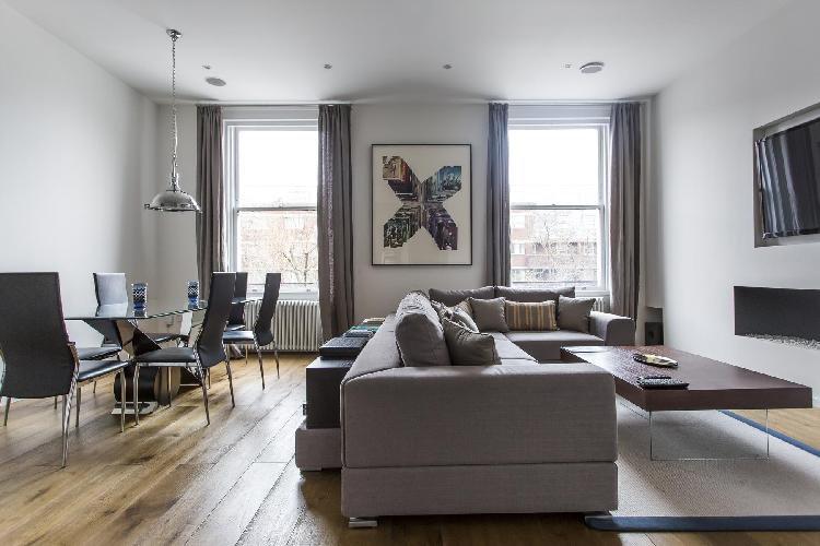 charming and chic London Cromwell Road II luxury apartment and holiday home