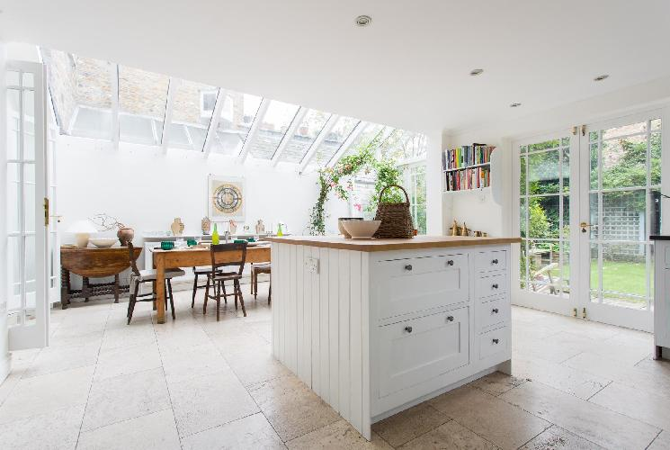 beautiful multilevel London Culford Road luxury apartment and holiday home in Stoke Newington, near