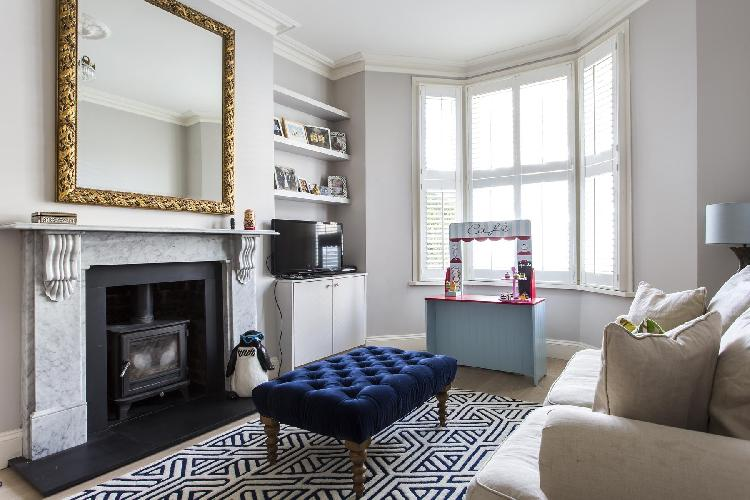 awesome Hampstead Heath London Dunollie Place luxury apartment and vacation rental in Highgate near