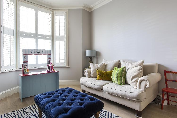 chic London Dunollie Place luxury apartment