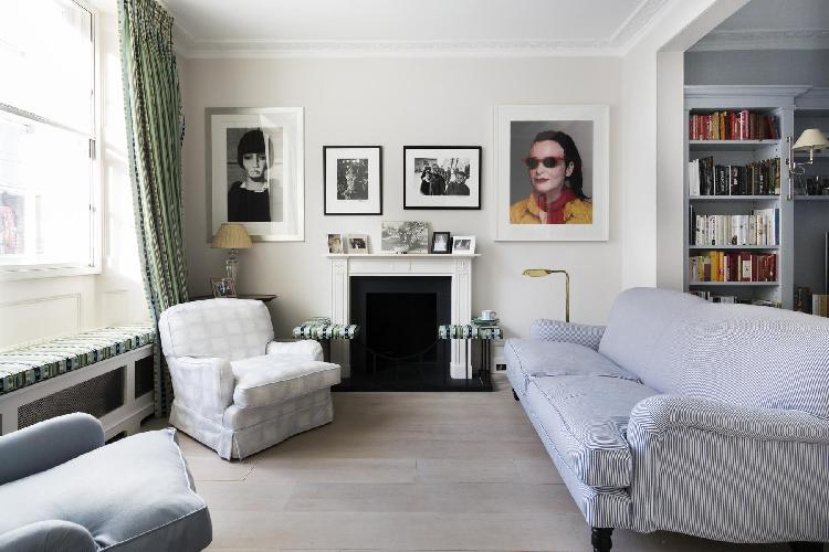 beautiful London Montpelier Street luxury apartment and vacation rental