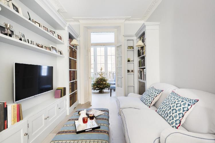 nice London Montpelier Street luxury apartment and holiday home
