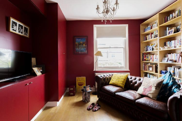 beautiful Chiswick London Esmond Road II luxury apartment and vacation rental near Stamford Brook tu