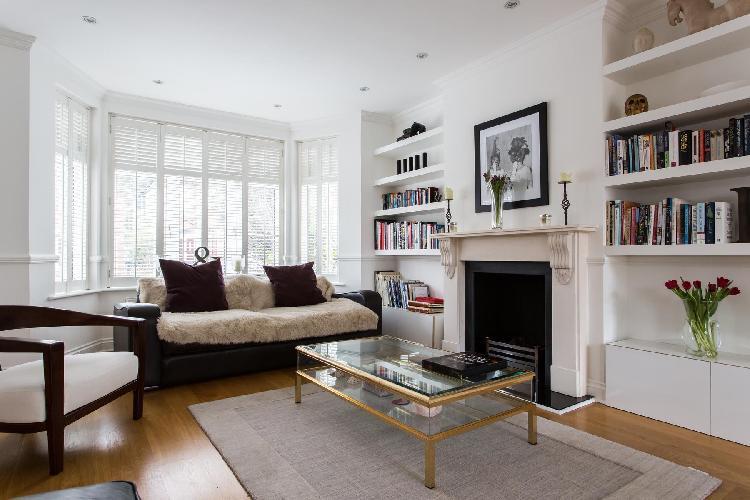 charming London Hardinge Road luxury apartment