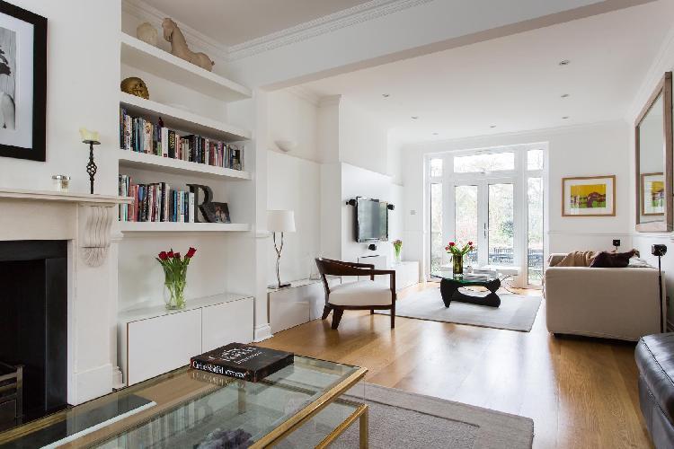 lovely London Hardinge Road luxury apartment and vacation rental