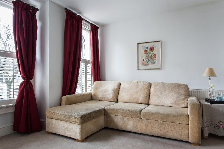 pretty London Tynemouth Street luxury apartment