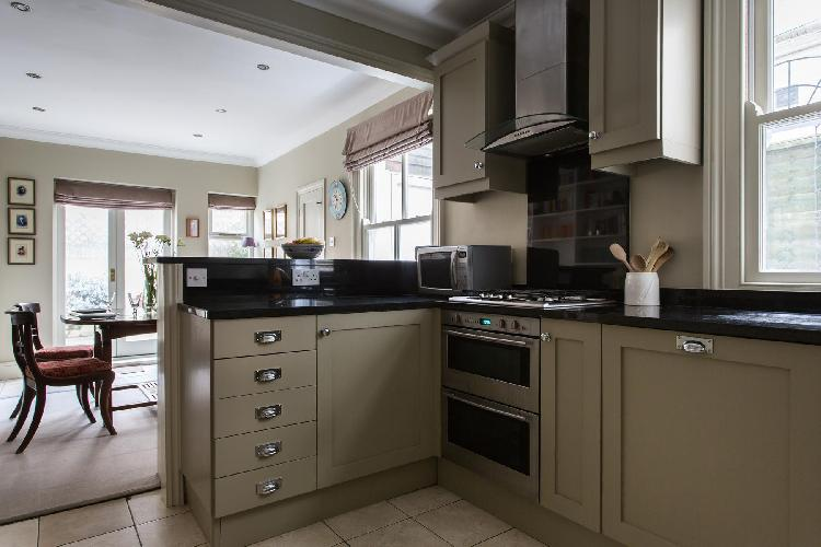 fully furnished London Tynemouth Street luxury apartment