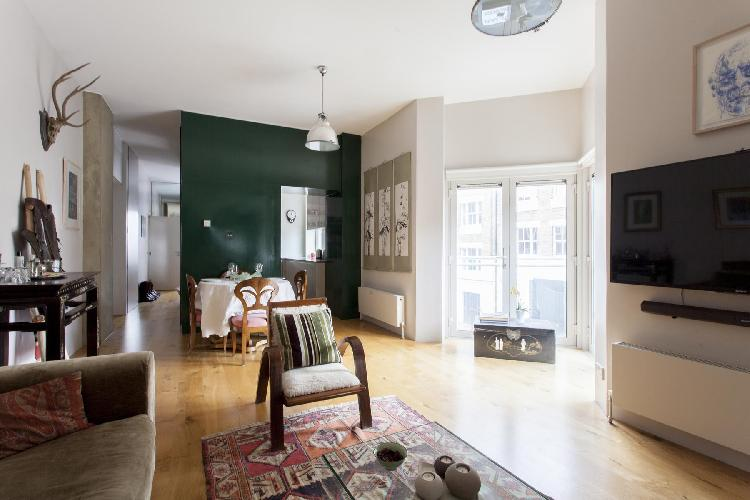 beautiful London Regency Street luxury apartment and holiday home