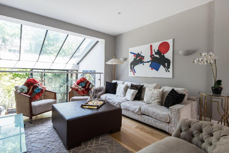 splendid London Drayton Gardens VII luxury apartment and holiday home in South Kensington near Glouc