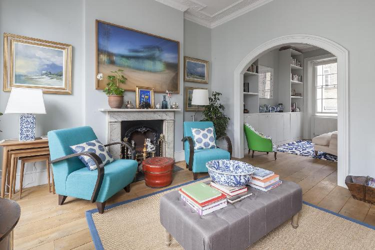 charming and chic London Cambridge Street V luxury apartment and holiday home