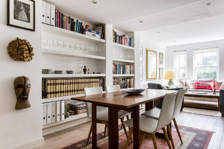 neat and nice London Garway Road II luxury apartment and vacation rental