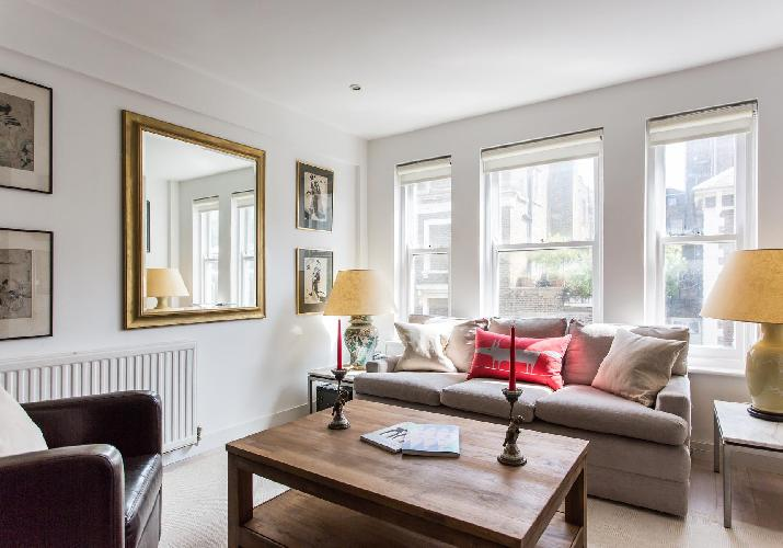 nifty and nice London Garway Road II luxury apartment and holiday home