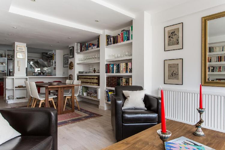 awesome London Garway Road II luxury apartment