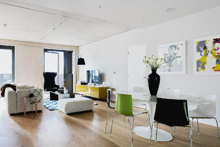 pleasant and perky London Compton Street luxury apartment and holiday home