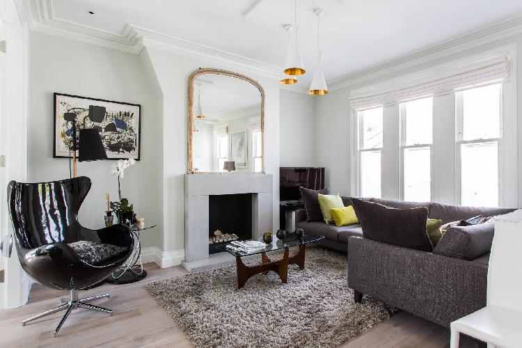 gorgeous Inner London Disraeli Road luxury apartment and holiday home in Wandsworth near East Putney