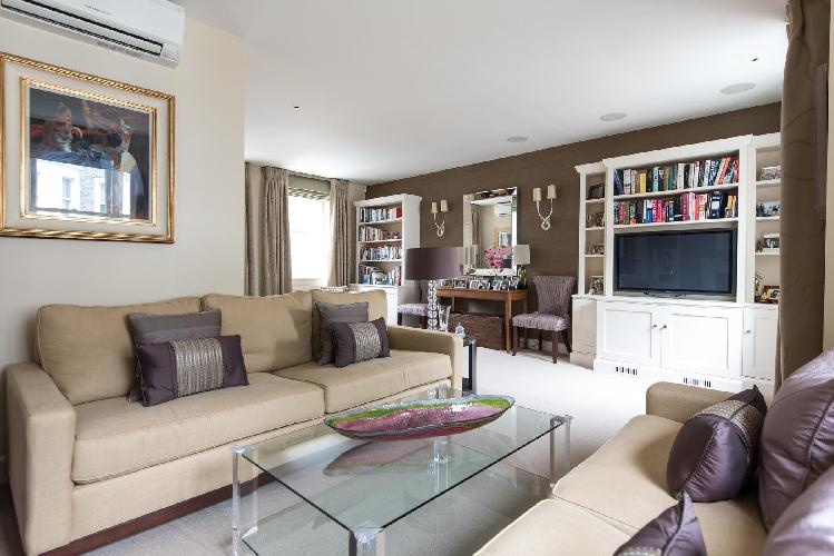 hearty London Campden Hill Gardens IV luxury apartment and holiday home